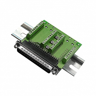 Connector PLB-DRB37M